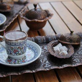 Turkish Coffee or Tea Anyone?