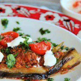 Turkish Stuffed Eggplant Recipe