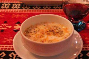 yogurt soup compassandfork.com