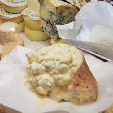 Cheeses in Emilia Romagna www.compassandfork.com