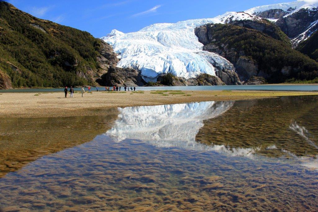 Aguila Glacier Shore Excursion Cruising Ushuaia to Punta Arenas aboard the Via Australis compassandfork.com
