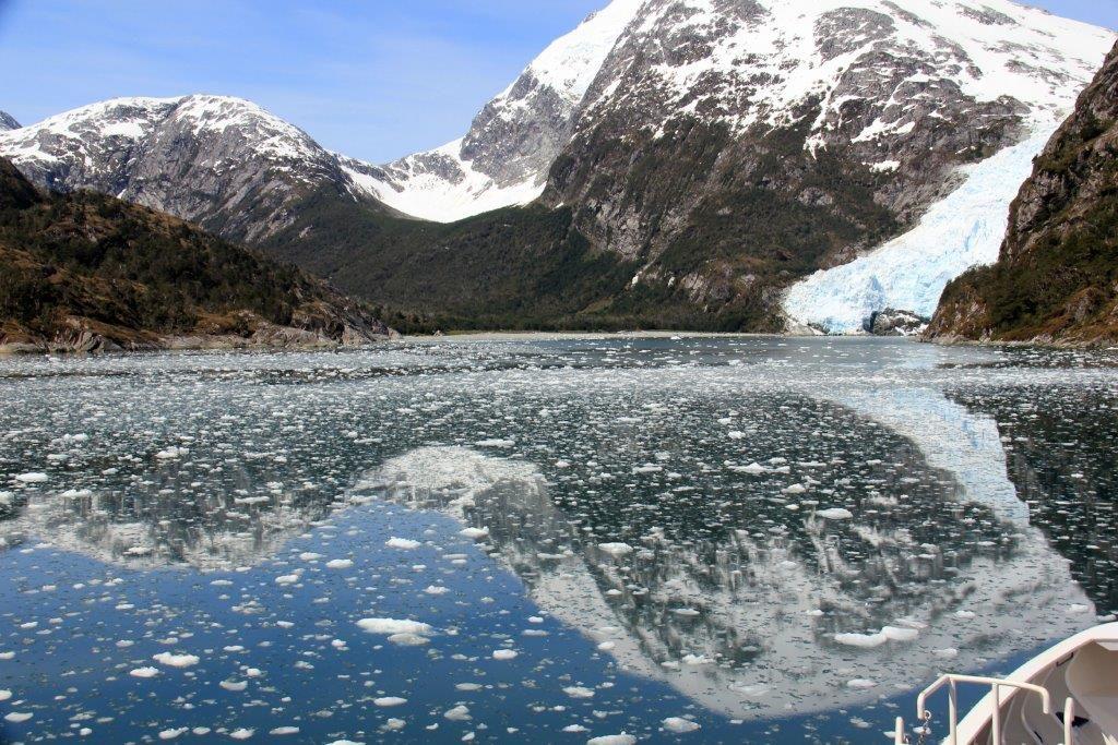 Alacalufe Fjord Excursion Cruising Ushuaia to Punta Arenas aboard the Via Australis compassandfork.com