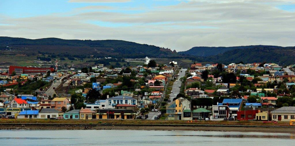 Arriving in Punta Arenas Cruising Ushuaia to Punta Arenas aboard the Via Australis compassandfork.com