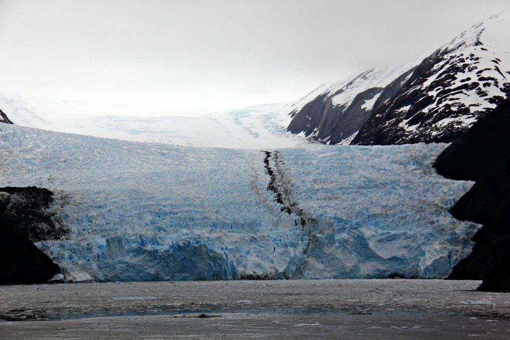 Garibaldi Glacier Ushuaia to Punta Arenas aboard the Via Australis compassandfork.com