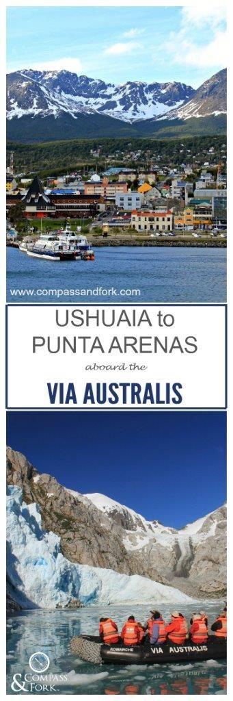 Cruising Ushuaia to Punta Arenas aboard the Via Australis compassandfork.com