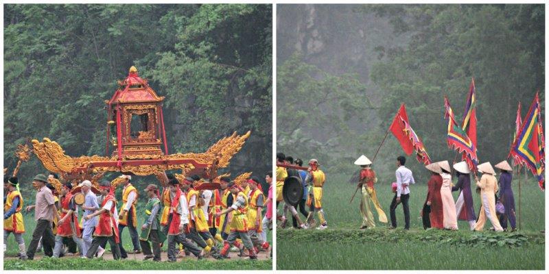 Festival - Eggplant Claypot from Absolutely Beautiful Ninh Binh compassandfork.com