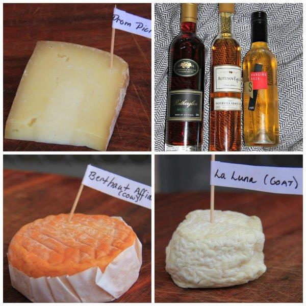 Closeups - Quality Gourmet Cheese Platter for the Senses compassandfork.com