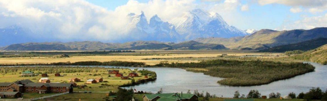 Destination: Patagonia