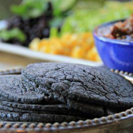 How to Make Fresh Blue Corn Tortillas at Home