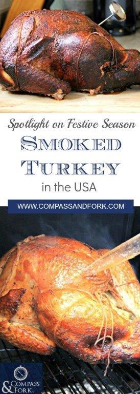 How to Smoke your Turkey for the Festive Season www.compassandfork.com