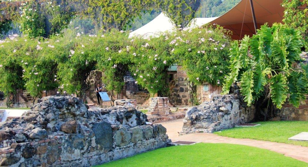 6 Reasons you Need to Visit the Amazing Casa Santa Domingo in Antigua Guatemala compassandfork.com