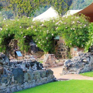 6 Reasons you Need to Visit the Amazing Casa Santa Domingo in Antigua