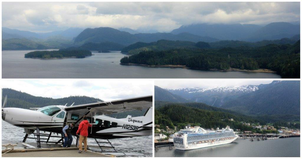 Alaska Cruise Sailing the Inside Passage on the Emerald Princess- compassandfork.com