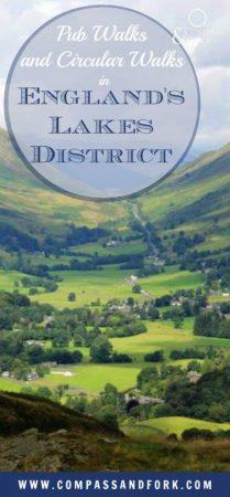 Pub Walks and Circular Walks in England's Lake District