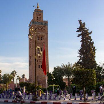 4 days in Marrakech-